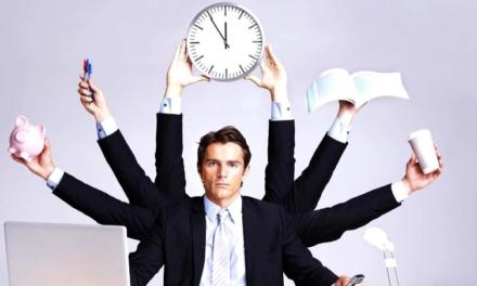 El problema del tiempo en el emprendedor