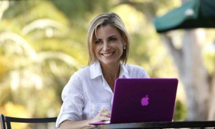 Creó una plataforma online que le dio trabajo a más de 20 mil mujeres