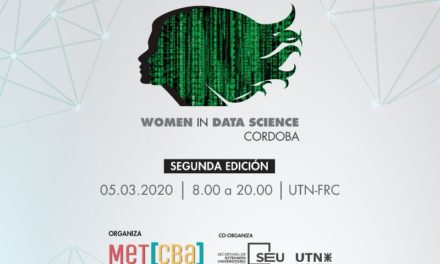 SE VIENE LA SEGUNDA EDICIÓN DE WOMEN IN DATA SCIENCE CÓRDOBA