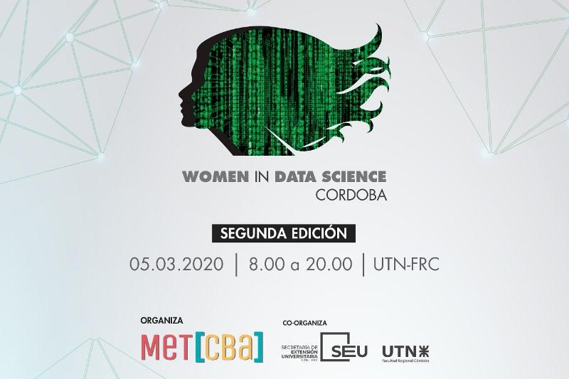 SE VIENE LA SEGUNDA EDICIÓN DE WOMEN IN DATA SCIENCE CÓRDOBA