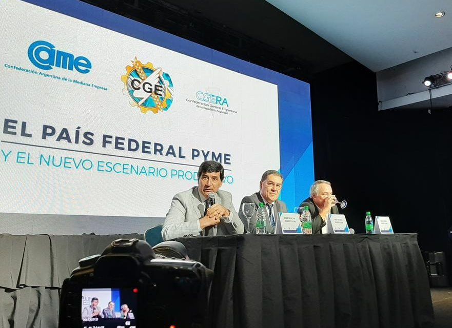 """Para el empresariado, los créditos para pymes del Banco Nación son """"una noticia muy buena"""""""