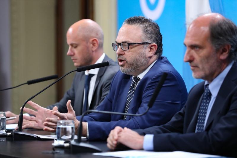 El Gobierno anunció una nueva línea de créditos del Banco Nación para PyMEs con una tasa del 27,9%
