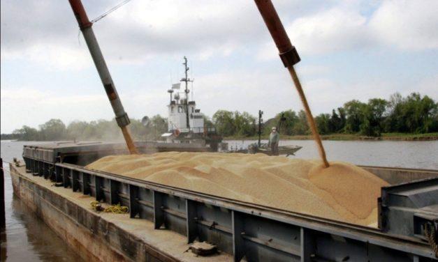 El Gobierno analiza subir las retenciones a las exportaciones de soja, bajar las de trigo y economías regionales