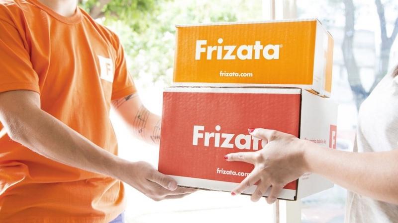 Frizata desafía a Mercado Libre y a los súper: vende alimentos 4.0 online más baratos y llegan en el día