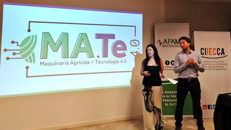 LANZAMIENTO MA.Te 4.0: Maquinaria Agrícola + Tecnología 4.0
