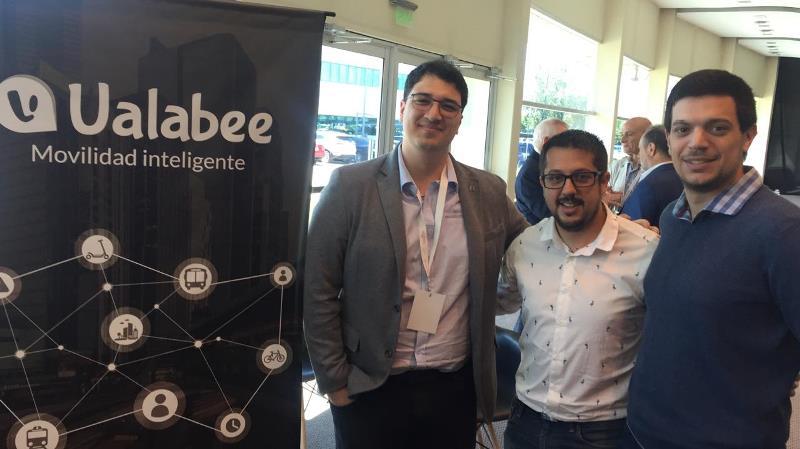 La startup cordobesa Ualabee sigue expandiendose, ahora desembarca en Santiago de Chile