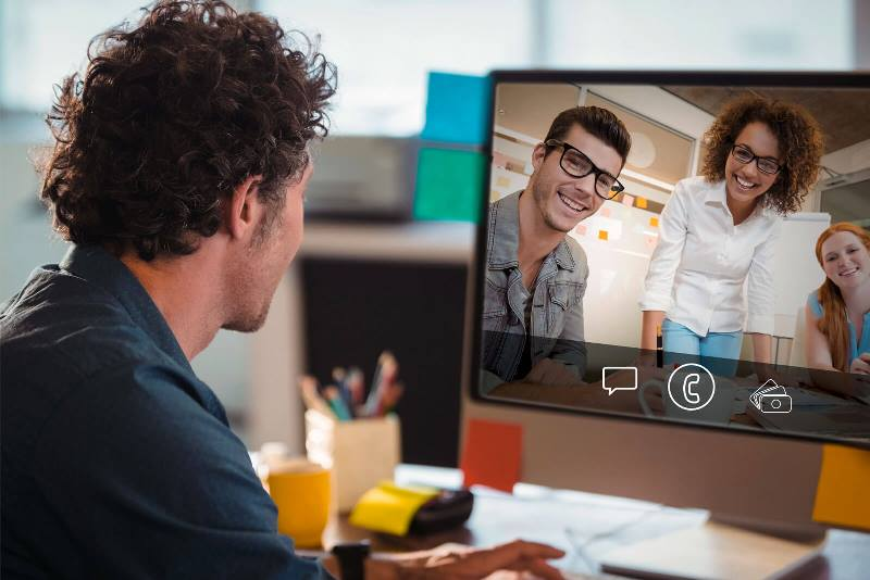 Cómo hacer reuniones online más interesantes y mantener la atención de los participantes