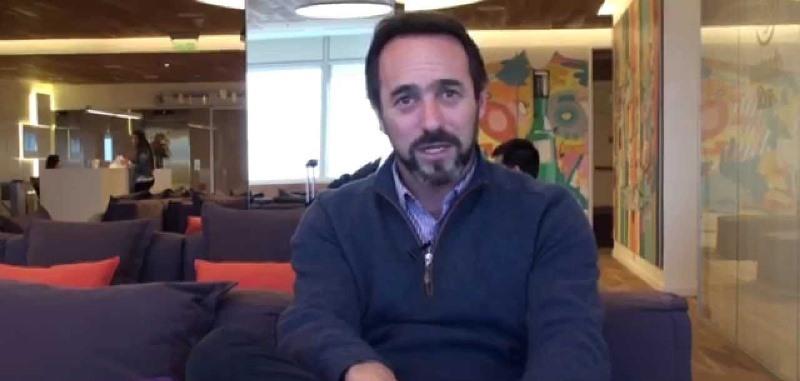 Carta de Marcos Galperin a empresarios y emprendedores