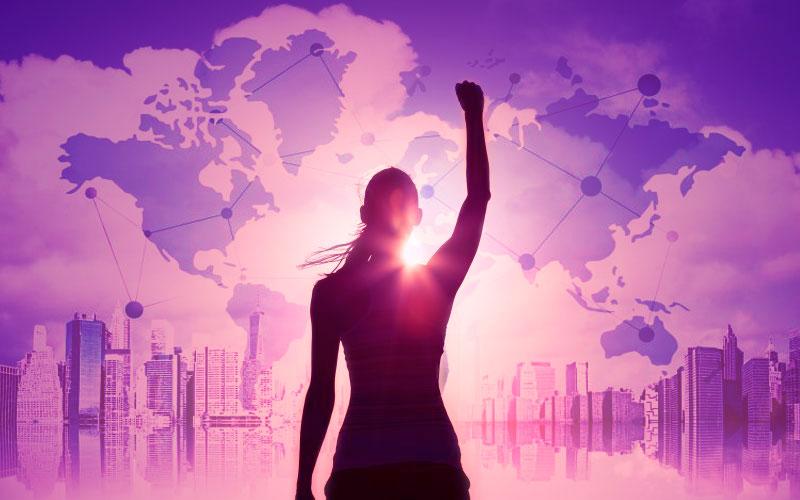 Mes de la Mujer: Mujeres moviendo al mundo
