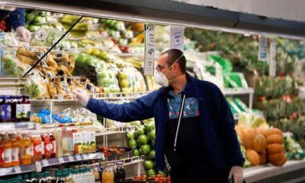 Las ventas en los supermercados treparon un 30% durante la primera quincena de marzo