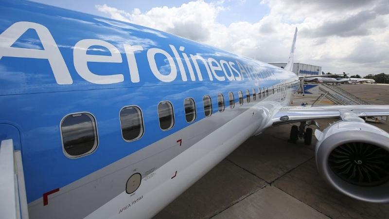 Aerolíneas Argentinas inicia el vuelo a China para traer 13 toneladas de insumos médicos