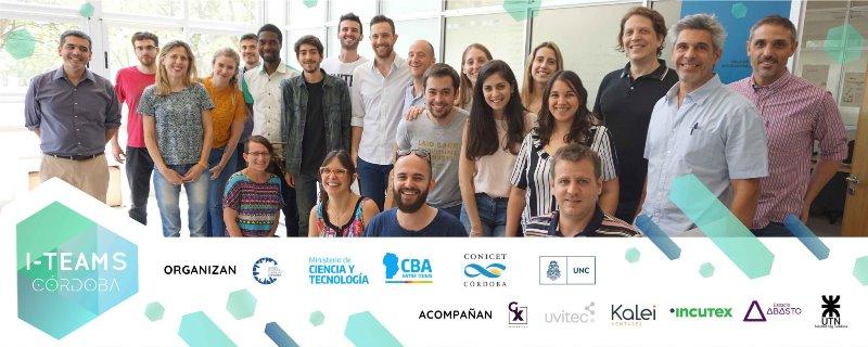 I-Teams: Una metodología de trabajo dedicada a potenciar la innovación aplicada en Córdoba