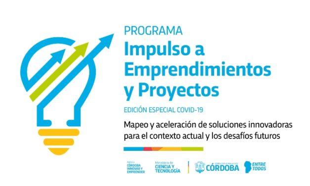 El Gobierno lanza el Programa Impulso para emprendimientos y Pymes