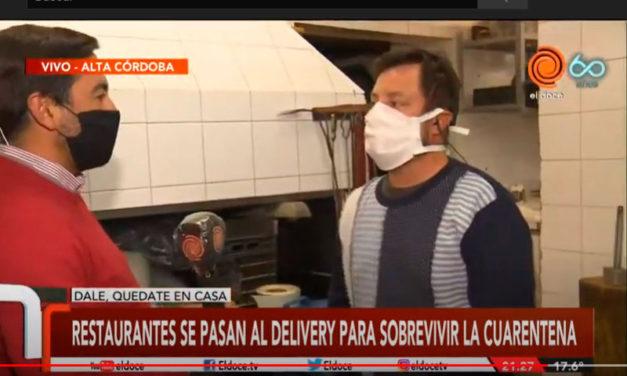 Gastronómicos de Córdoba piden que se decrete la emergencia económica en el sector
