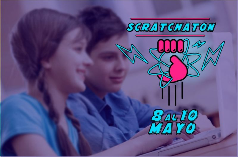 """Se viene el """"Scratchaton"""", un desafío virtual"""