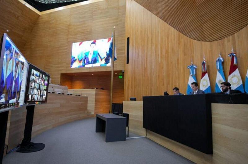 La legislatura de Córdoba aprobó proyectos para pymes y emisión de títulos en sesión virtual