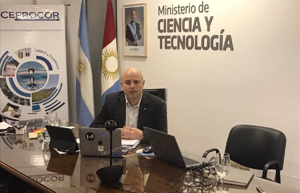 """""""Respuestas al COVID19 desde la Ciencia, la Innovación y el Desarrollo Productivo"""""""