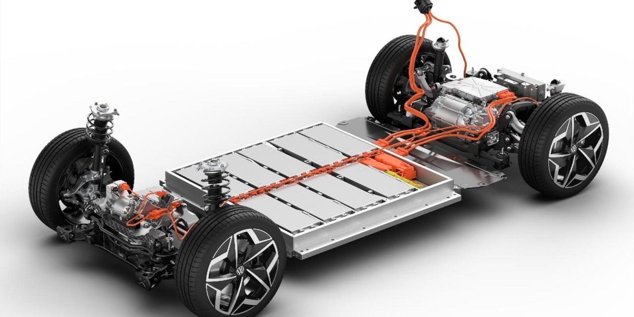Volkswagen Group avanza a paso firme en la producción eléctrica