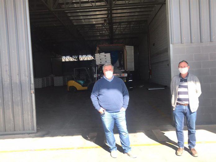 En medio de la pandemia, la empresa cordobesa Dassa hizo su primera exportación de garbanzo