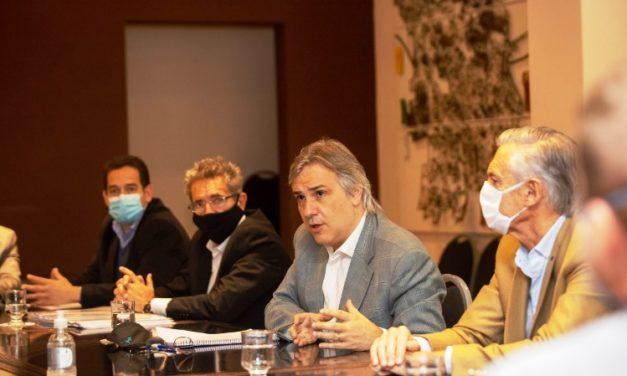 La Municipalidad trabajará junto al COE en el diseño de un protocolo de movilidad para los trabajadores de las industrias, comercio y empresas de la ciudad
