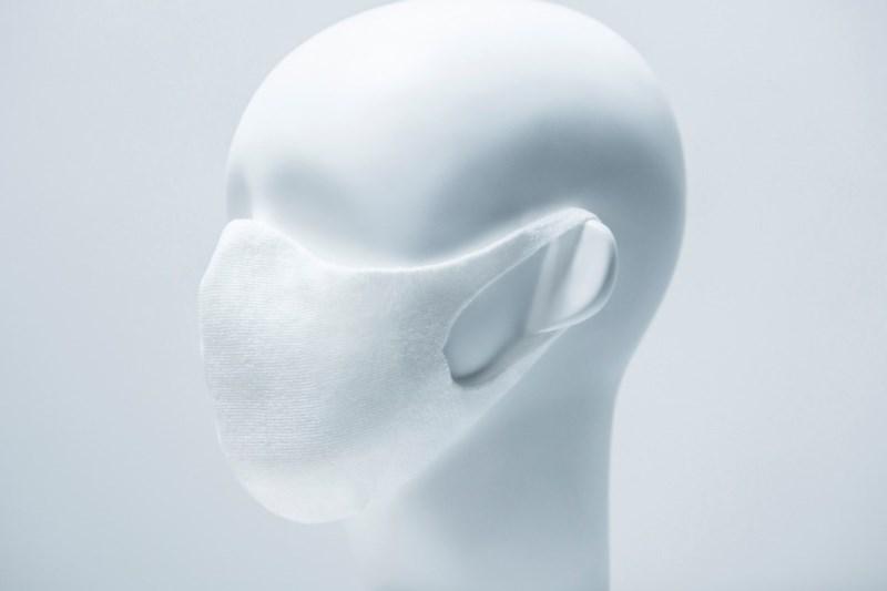Innovadoras y ecológicas: Fabrican mascarillas hechas con hilos de biomasa