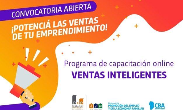 """Atenti Emprendedores: Cursos online gratuitos """"Ventas Inteligentes"""""""