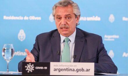 Alberto Fernández anunció que el Estado tomará el control de la empresa de alimentos Vicentín