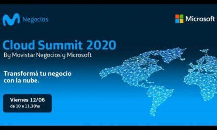Movistar y Microsoft se unen para brindarles soluciones a pymes y emprendedores