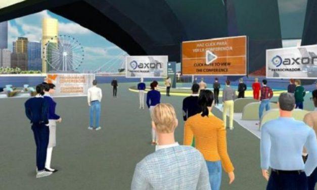 Emprendedores lanzan la primera plataforma de eventos virtuales 3D en la Argentina