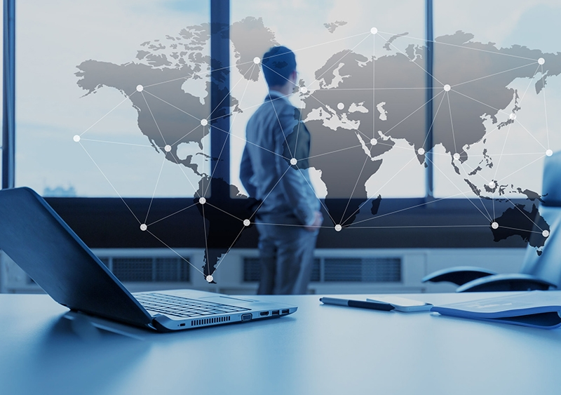 Tecnología para el mundo digital de hoy