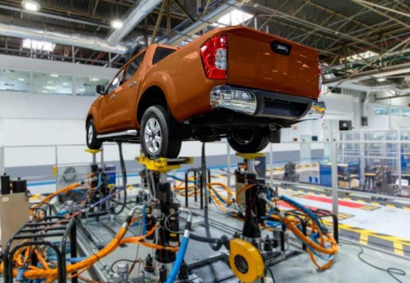 Nissan anuncia el regreso a la producción en sus plantas de Argentina y Brasil