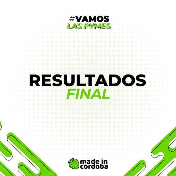 Ya están los resultados del Concurso #VamosLasPymes, mirá …