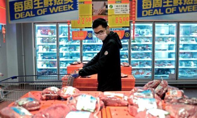 Compras chinas de carne vacuna superarán los US$ 15.000 millones en 2020