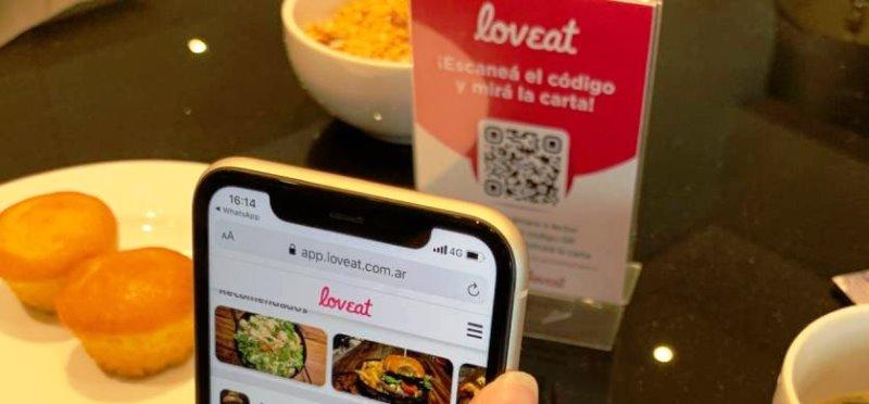 Loveat: Una innovación argentina al rescate del sector gastronómico