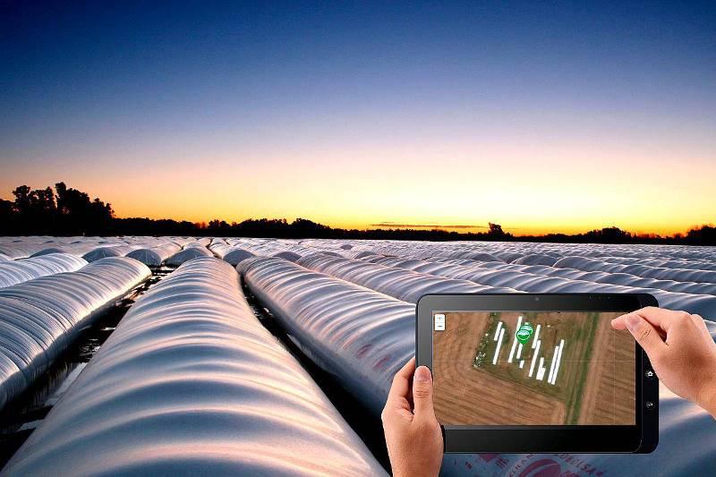 Emprendedores desarrollan un sistema para monitorear silobolsas y dar alertas por roturas en tiempo real