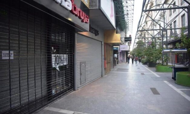 En Córdoba cerraron más de 3.500 comercios durante la pandemia