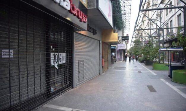 Crisis: Una cuarta parte de los locales del centro de Córdoba están vacíos