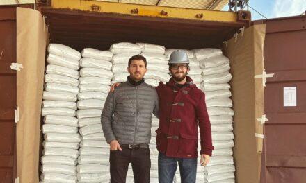 De Córdoba al Mundo: Productores agrícolas realizan su primera exportación a Vietnam