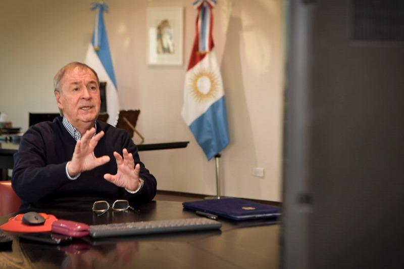 El gobernador Schiaretti recibió plan de agroindustriales para reactivar la economía
