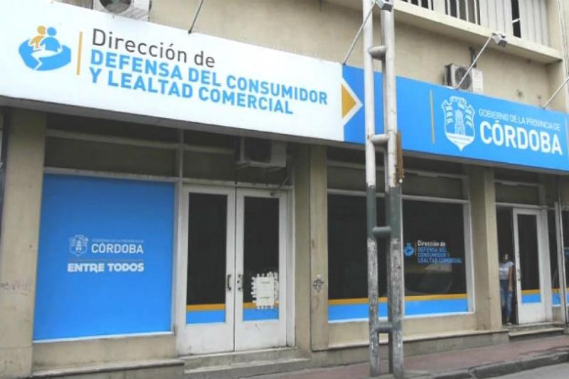 Sanciones a empresas proveedoras de bienes y servicios de Córdoba
