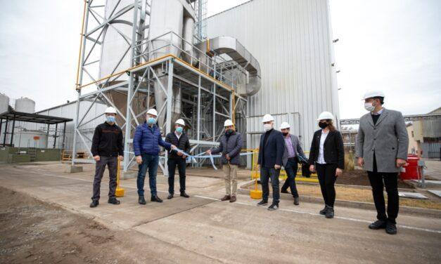 Los gasoductos troncales potencian el desarrollo industrial de los cordobeses