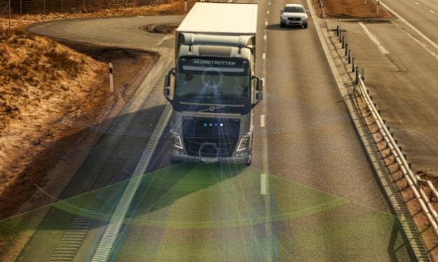 Volvo Trucks Argentina incorpora los más altos sistemas de seguridad, ahora de serie