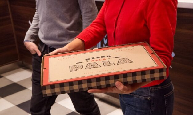En Cordoba: Pizza Alla Pala abre sus puertas con una competencia