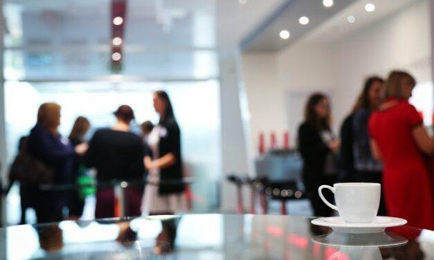 """Se realizó un nuevo """"Café Virtual"""" entre pymes y emprendedores"""