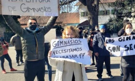 Dueños de gimnasios piden reapertura en Córdoba capital