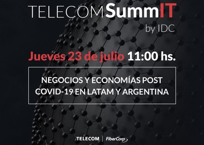 """Comienzan las conferencias de Telecom y FiberCorp """", respecto a la transformación digital de las empresas"""