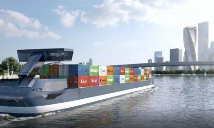 Tesla lanzará barcos portacontenedores eléctricos