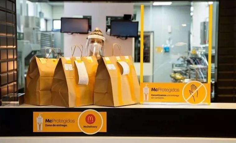 Empresas de tecnología tomarán de manera temporal a empleados de McDonald's