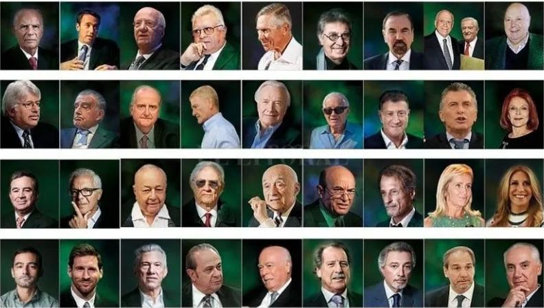 Mirá quiénes son las 50 personas más ricas en argentina, según Forbes
