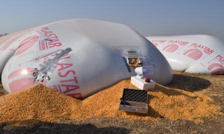 Córdoba incorpora tecnología para brindar seguridad a silobolsas